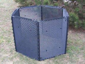 Síťový kompostér (6-stěnný)