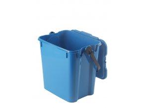 Odpadkový koš URBA 10 l - zelený