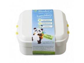BioBox na jídlo s klipy, 0,4l Biodora