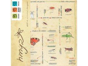 Klíč k určování hmyzu