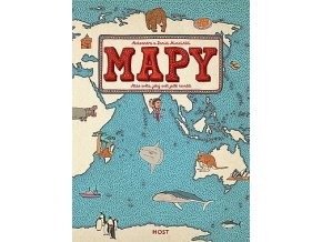 Mapy: Atlas světa, jaký svět ještě neviděl