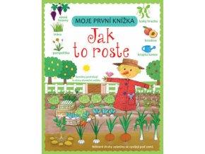 Moje první knížka - Jak to roste