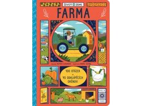 Život na Zemi - Farma - 100 otázek a 70 odklápěcích okének