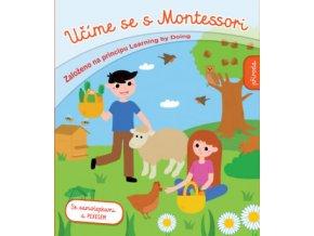 Učíme se s Montessori - příroda