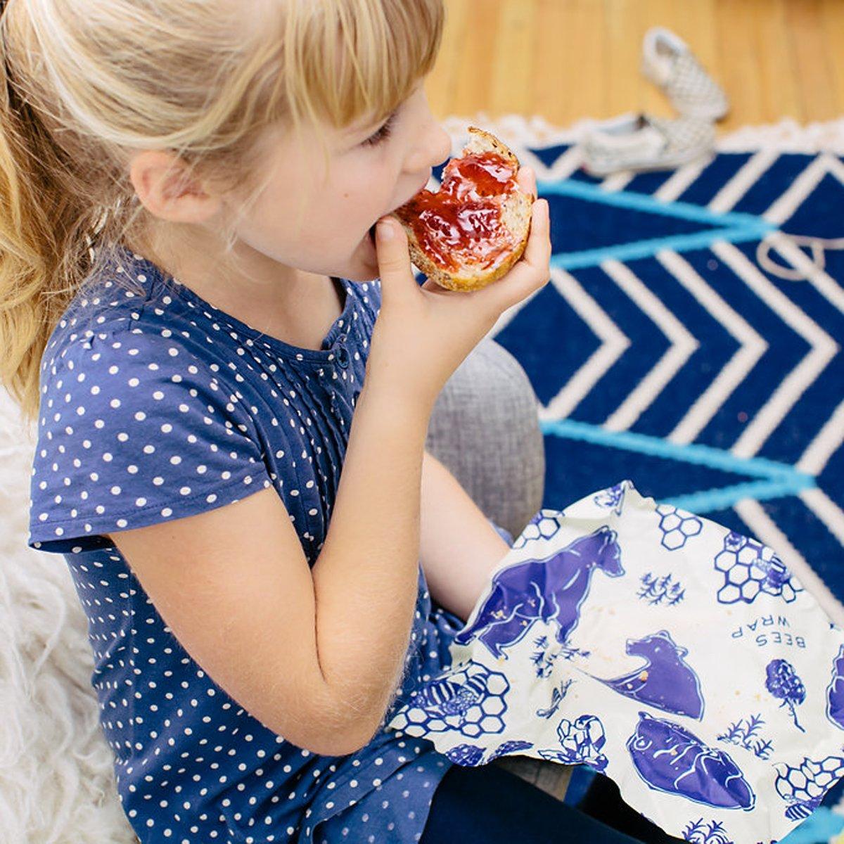 Ako zabaliť deťom desiatu – efektívne, bez odpadu, ekologicky a zdravo
