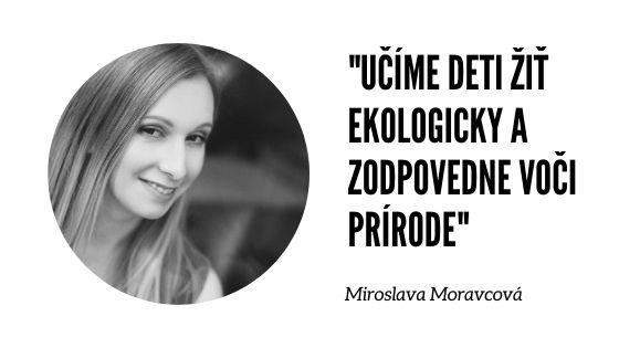 Rozhovor, nielen o ekológií, s ekonetkou :)