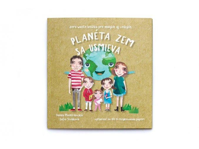 planeta zem sa usmieva kniha