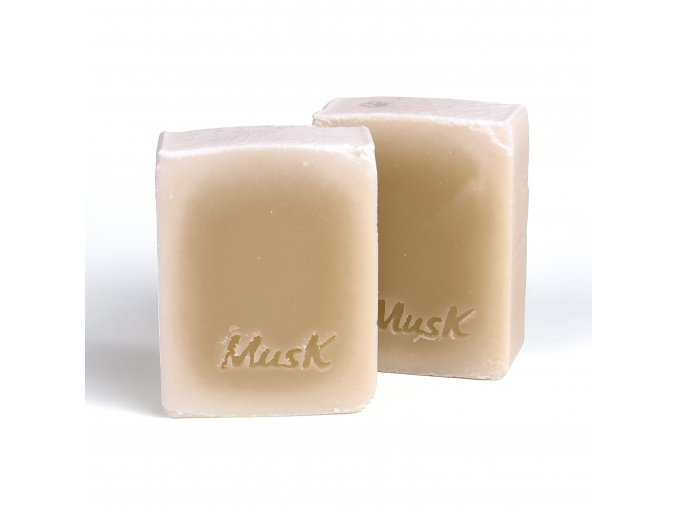 mydlo som nahy musk bezodpadu