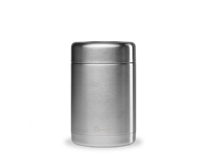 Nerezová termoska na jedlo Qwetch steel 500ml ekonetka 1