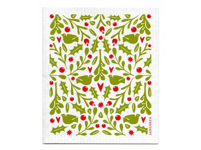 Hubka Jangneus červeno zelená cezmína ekonetka