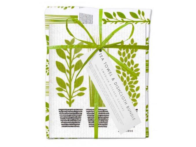 Balíček Jangneus zelené bylinky