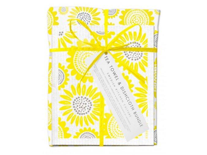 balíček žlté slnečnice Jangneus ekonetka