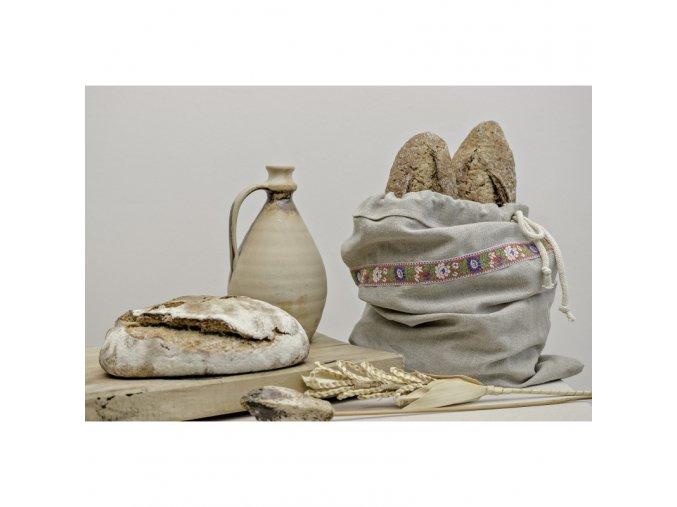 lanove vrecusko na chlieb ekonetka