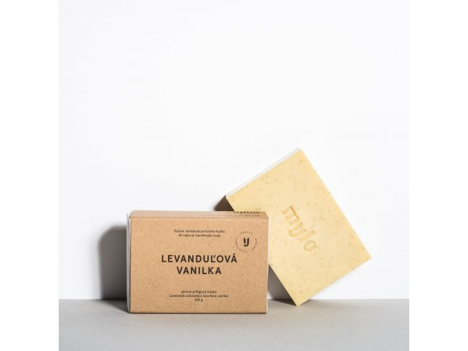 mylo mydlo levandulova vanilka
