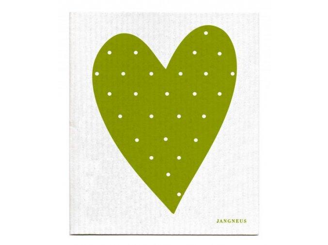 jangneus zelene srdce