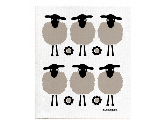 cierne ovce jangneus