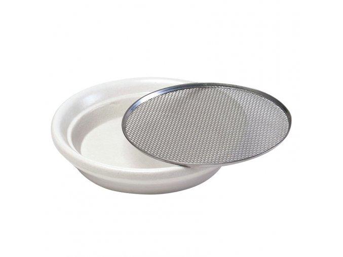 naklicovaci tanierik biely 12cm