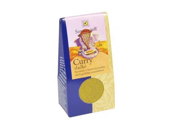 curry sladke mlete bio 50g