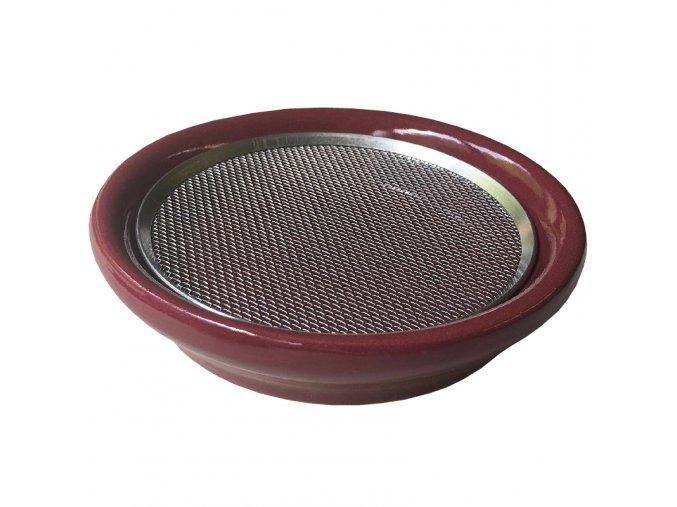 naklicovaci tanierik cerveny 12