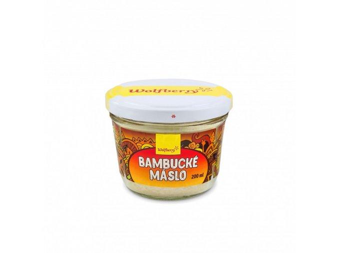 bambucke maslo 200 ml wolfberry