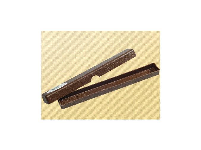 Cestovný box na zubné kefky z tekutého dreva