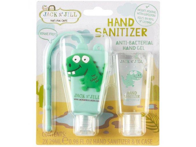 antibakterialny gel na ruky dino