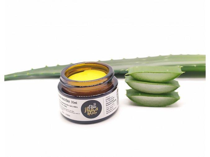 Aloe hojivá masticka 30ml