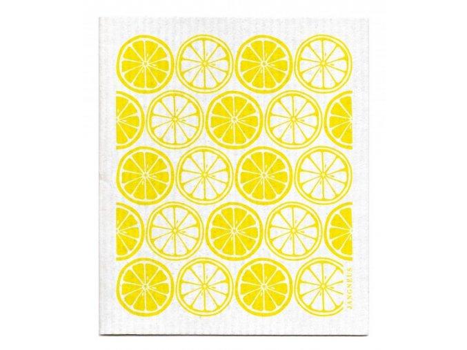 jangneus zerowaste ekonetka ekologia hubka zlte citrony