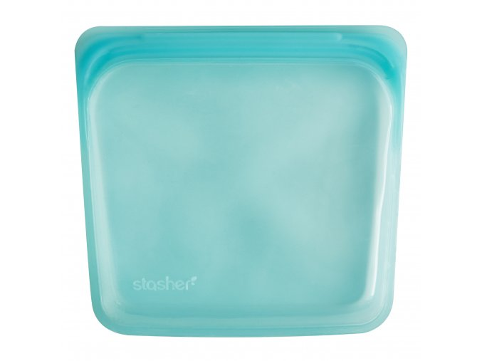 Vrecko Stasher Aqua (modrá)