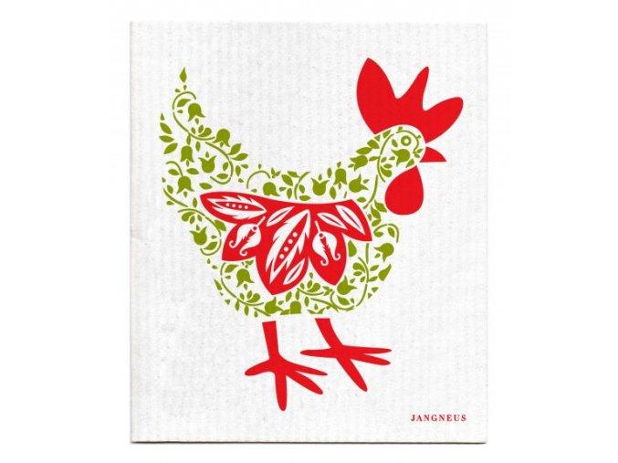 jangneus zelena sliepka