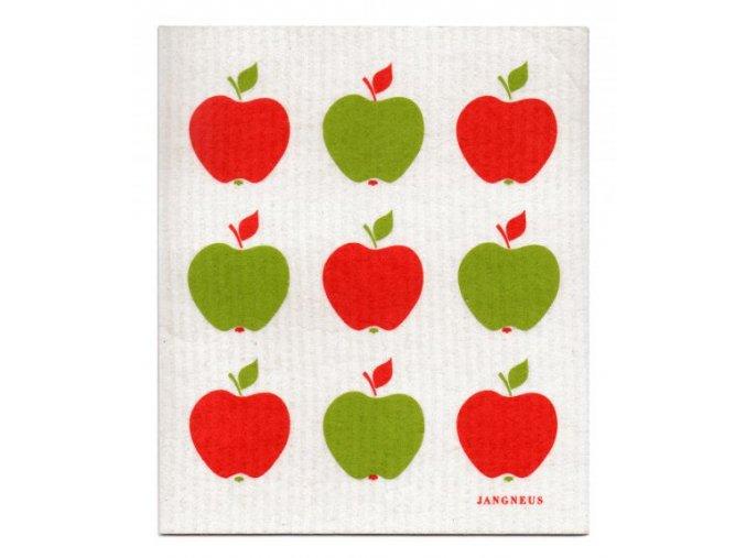 jangneus cerveno zelene jablcka