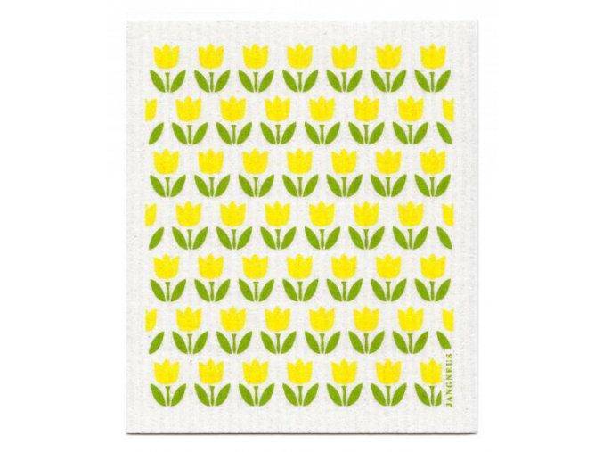 jangneus zlte tulipany
