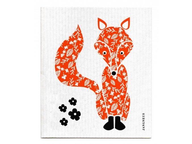 jangneus oranzova liska