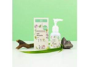 repelentný telový olej anti mosquito navia ekonetka 50ml