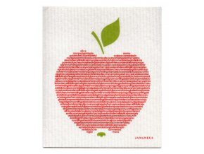 Hubka Jangneus veľké červené jabľčko ekonetka
