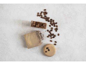mydlo mydlove kavove jemne