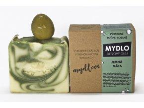 mydlove olivove mydlo