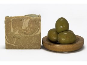 olivove mydlove sira