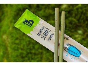 Dvojbalenie slamok z bambusu MOBAKE ekonetka