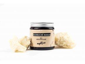 nerafinovane bambucke maslo mydlove