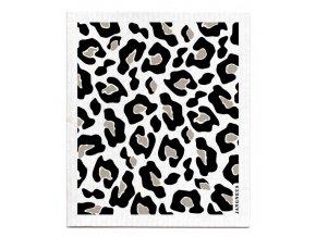 jangneus.com Black Leopard Print Dishcloth LowRes