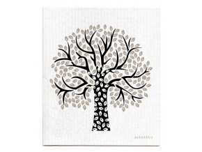 jangneus.com Black Tree Dishcloth LowRes