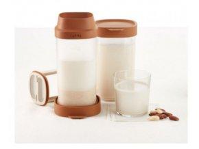 rastlinne mlieko