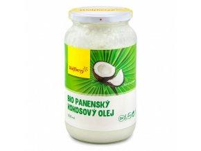 bio kokosovy panensky olej 1L
