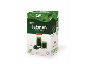 zeleny jacmen greenway