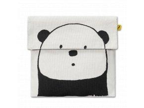 fluf vrecko na desiatu panda