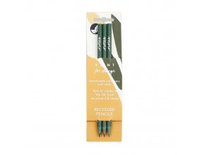 recyklovane ceruzky
