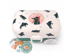 Desiatovy box MB Tresor green Penguin 03