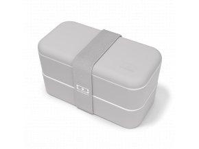 Obedovy box MB Original grey Coton 01