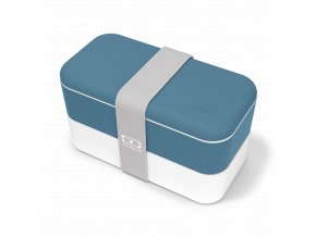 Obedovy box MB Original blue Denim 01